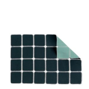 Jogo-Americano-de-Poli-Linho-Auguri-Casa-Piazza-Azul-e-Verde-35X50CM
