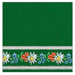 Guardanapo-de-Papel-Bavarian-Green-20PCS-33CM