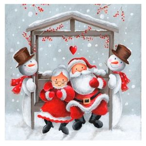 Guardanapo-de-Papel-Mr.-And-Mrs.-Claus-20PCS-33CM