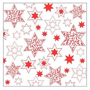 Guardanapo-de-Papel-Ornaments-Red-20PCS-33CM