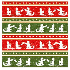 Guardanapo-de-Papel-Sleigh-Ride-20PCS-33CM