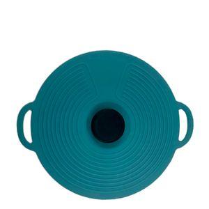Tampa-de-Panela-de-Silicone-Azul-23CM