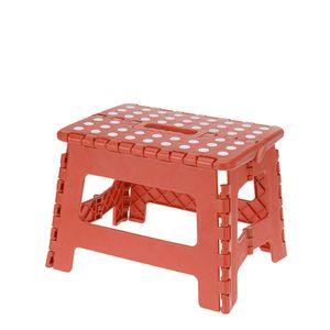 Banqueta-Plastica-Dobravel-Vermelha-34X36CM