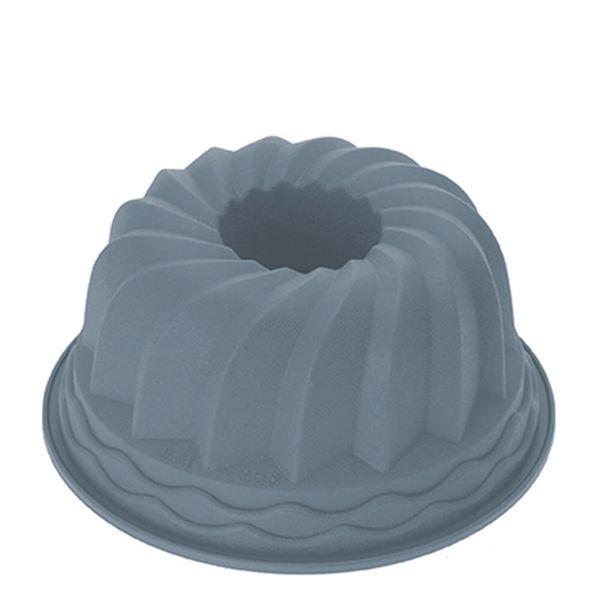 Forma-de-Bolo-de-Silicone-Cinza-20CM