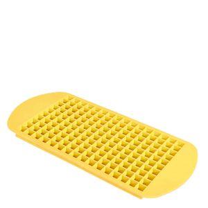 Forma-de-Gelo-De-Silicone-Amarela-160-Cubos