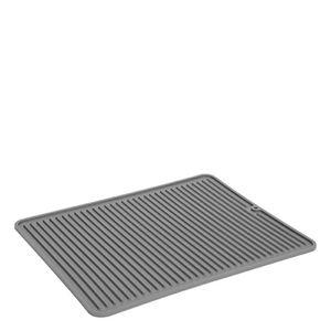 Tapete-Escorredor-de-Silicone-Cinza-31X40CM