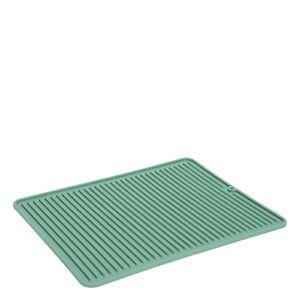 Tapete-Escorredor-de-Silicone-Verde-31X40CM