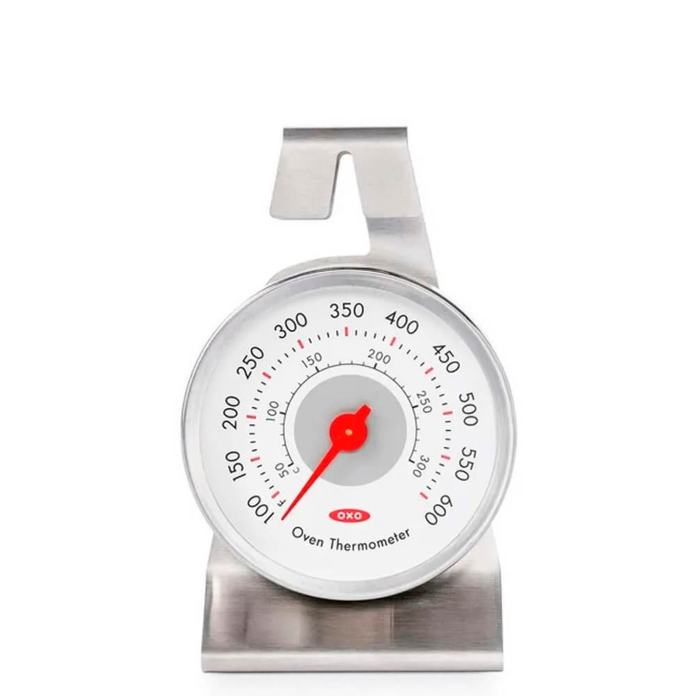 Termômetro de Aço Inox para Forno OXO 7CM