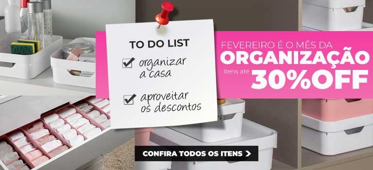 Organização - Mobile