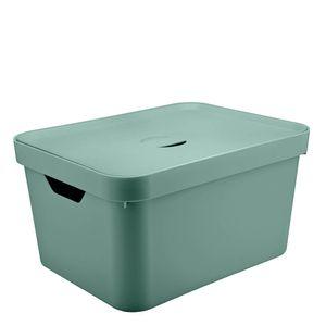 Cesta-Organizadora-Plastica-Cube-OU-Tampa-Verde-Eucalipto-35X45X245CM