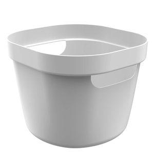 Cesta-Organizadora-Plastica-Flexivel-Cube-OU-Branca-36X375X31CM