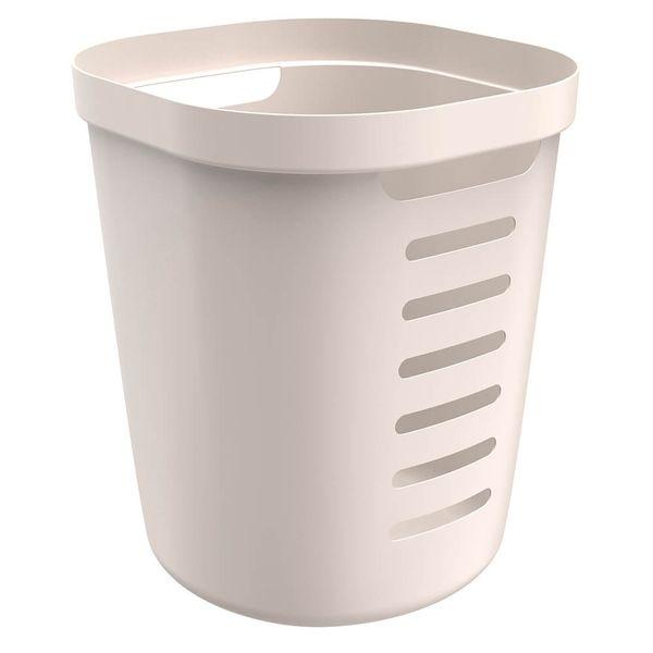 Cesto-de-Roupa-de-Plastico-Flexivel-Cube-OU-Bege-38X39X46CM