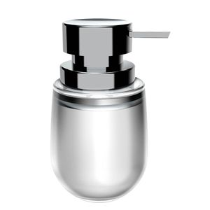 Porta-Sabonete-Liquido-de-Polipropileno-Belly-Soft-OU-Translucido-400ML