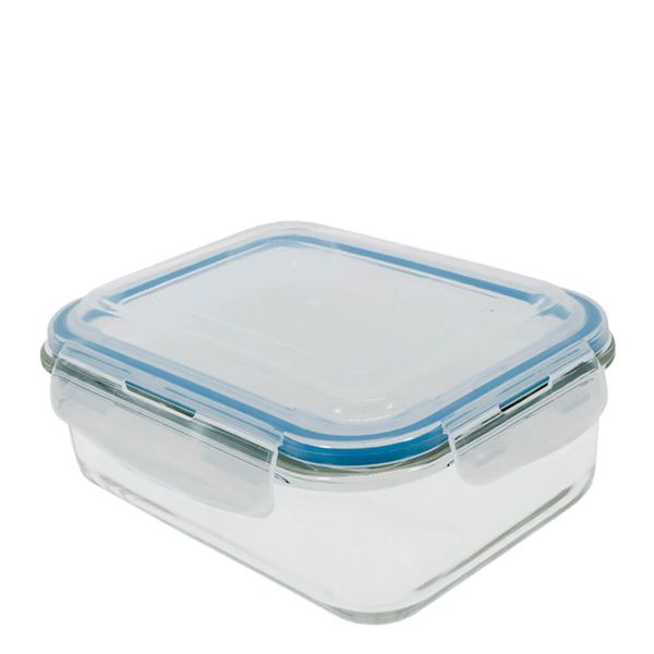 Pote-de-Vidro-Borossilicato-Hermetico-Retangular-Azul-2260ML