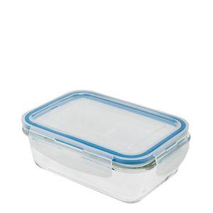 Pote-de-Vidro-Borossilicato-Hermetico-Retangular-Azul-330ML