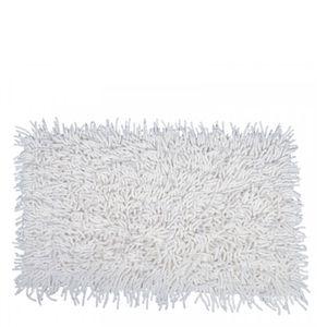 Tapete-Antiderrapante-de-Microfibra-Um-Thane-Branco-50X80CM