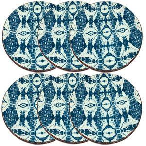 Prato-Sobremesa-de-Porcelana-Azul-e-Roxo-18CM