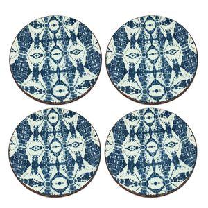 Conjunto-Prato-Sobremesa-de-Porcelana-Azul-e-Roxo-18CM