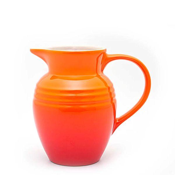 Jarra-de-Ceramica-Le-Creuset-Laranja-600ML