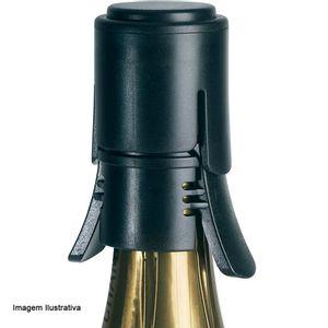 Tampa-para-Champagne-Le-Creuset-Matte-Black-