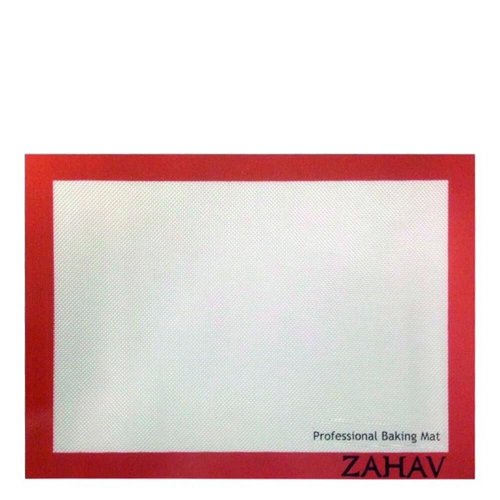 Silpat de Fibra de vidro Vermelho e Branco 40X30CM