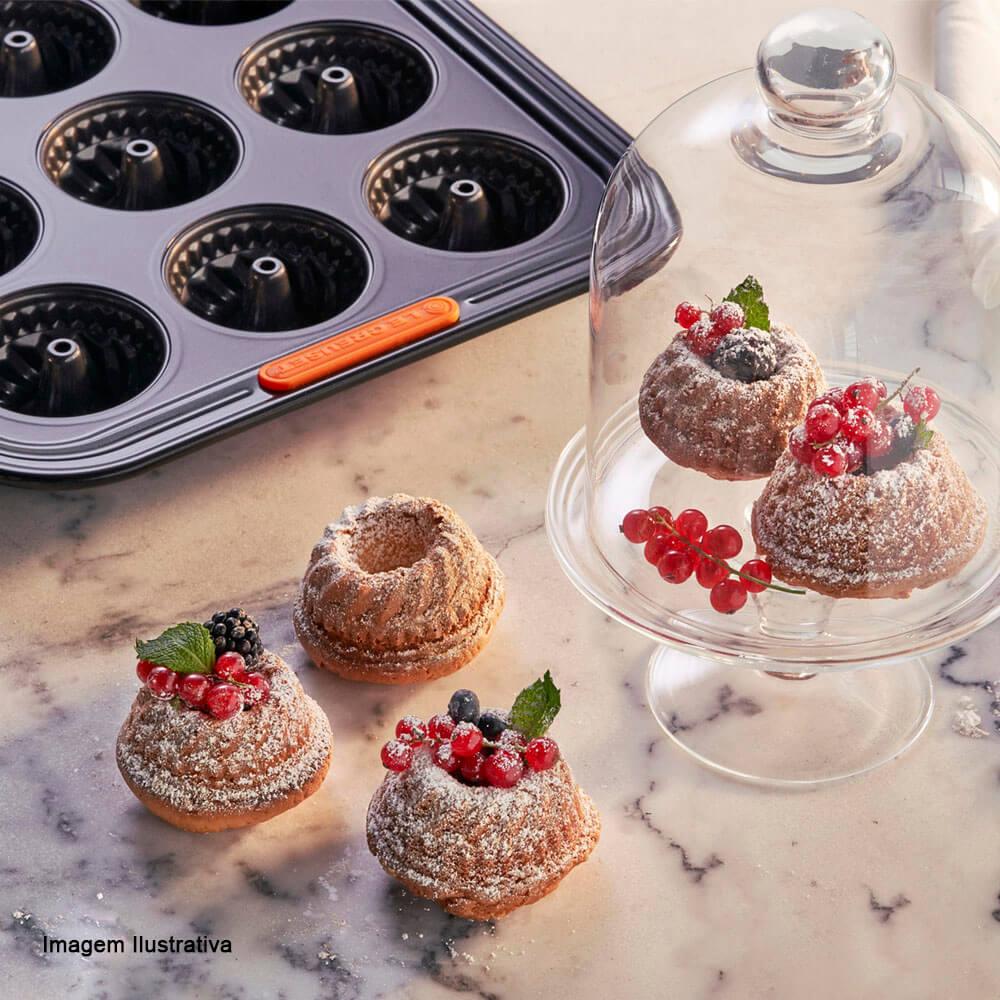 Forma Antiaderente Mini Bundts Bakeware Le Creuset 40X30X4CM