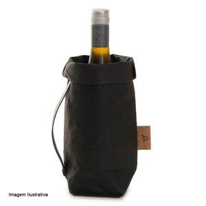 Porta-Vinho-Kraft-Preto-28X10CM
