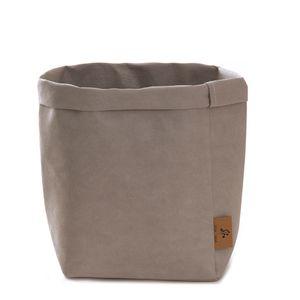 Bag-Multiuso-Dobravel-Kraft-Cinza-285X177X05CM