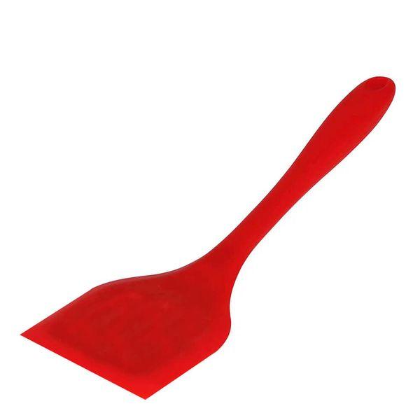 Espatula-de-Silicone-Vermelha-25CM