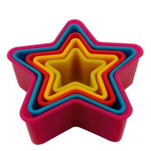 Cortador-Estrela-Color-5PCS
