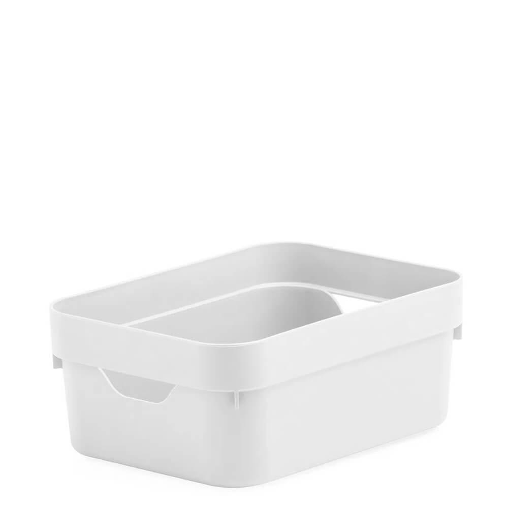 Caixa Organizadora Cube OU Branca 20X14,5X8CM
