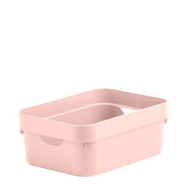 Caixa-Organizadora-Cube-OU-Rosa-Nude-20X145X8CM