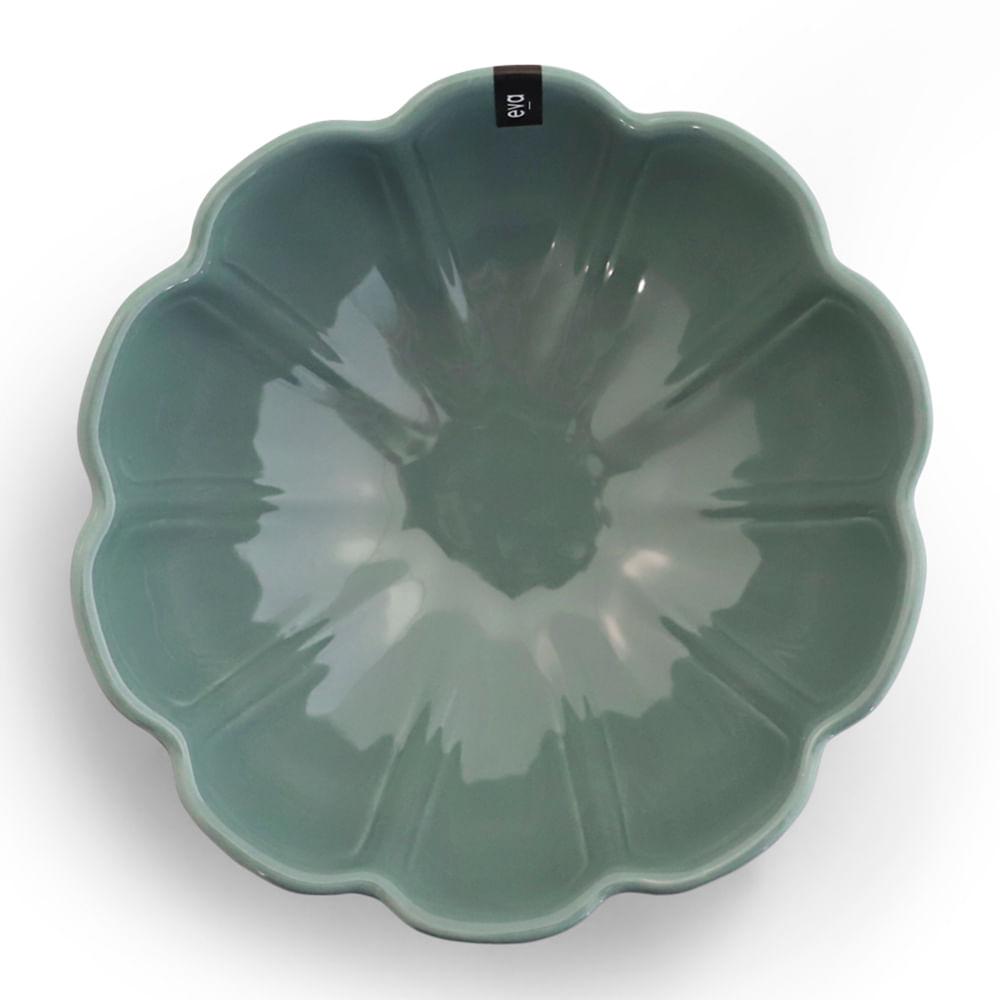 Bowl de Cerâmica EVA Jomafe Verde 18CM
