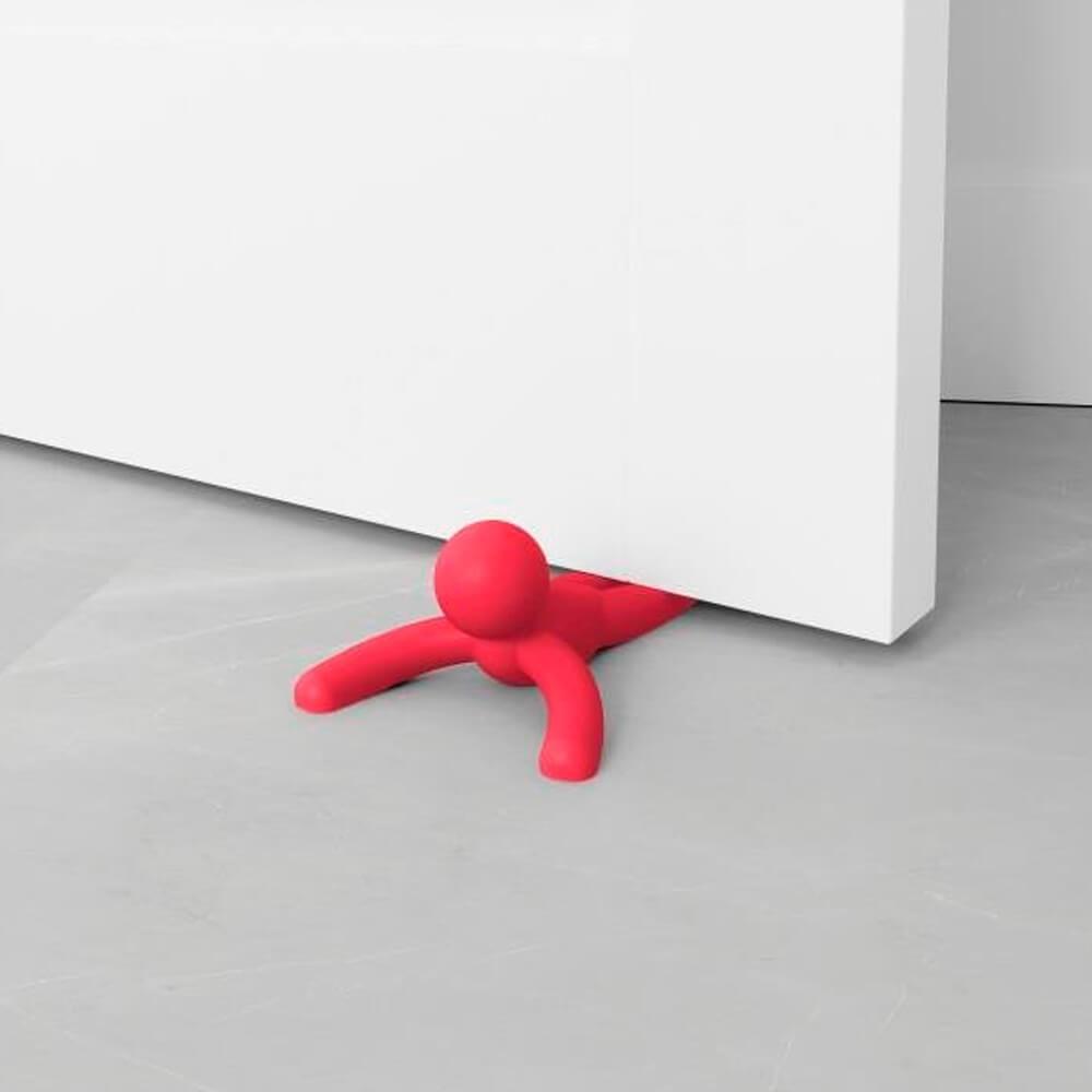 Segurador de Porta Buddy Umbra Vermelho