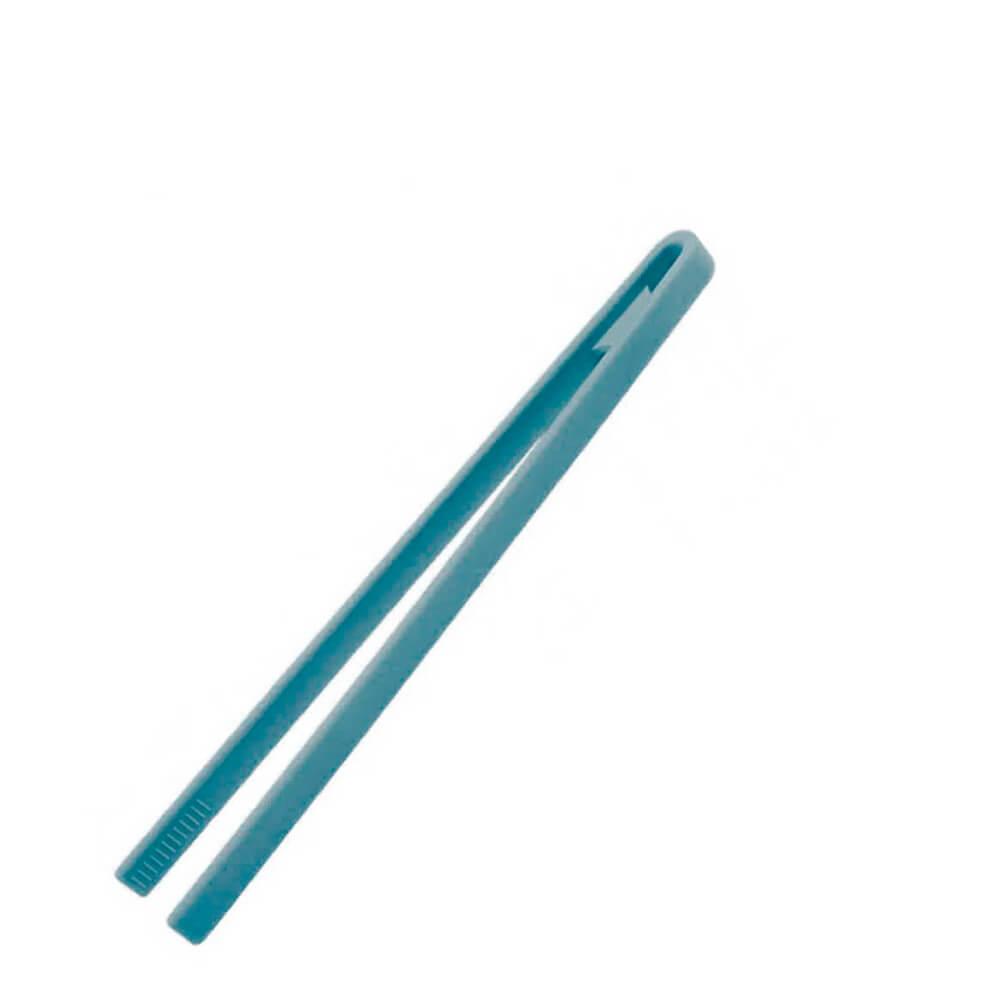 Pegador de Salada de Silicone Azul 21CM