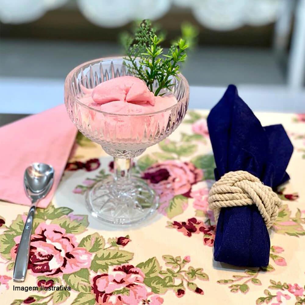 Taça para Sobremesa de Cristal Queen Wolff 6PÇS 260ML