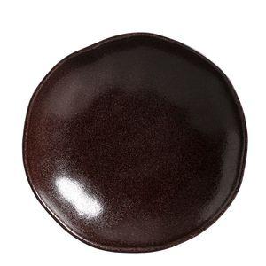 Prato-para-Salada-de-Ceramica-Organico-Volcano-Porto-Brasil-21CM-6PCS