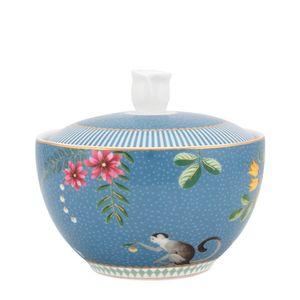 Acucareiro-de-Porcelana-La-Majorelle-Pip-Studio-Azul-300ML