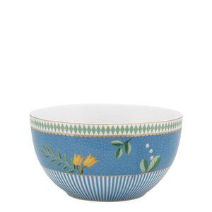 Bowl-de-Porcelana-La-Majorelle-Pip-Studio-Azul-12X6CM