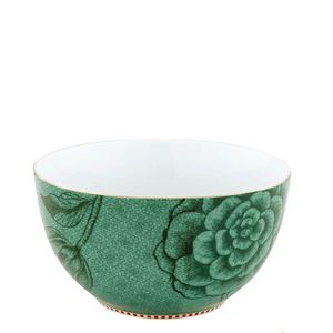 Bowl-de-Porcelana-Spring-To-Life-Pip-Studio-Verde-15X8CM