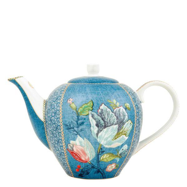 Bule-de-Porcelana-Spring-To-Life-Pip-Studio-Azul-16L