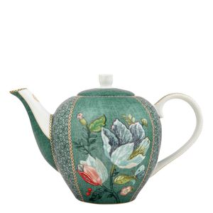 Bule-de-Porcelana-Spring-To-Life-Pip-Studio-Verde-16L