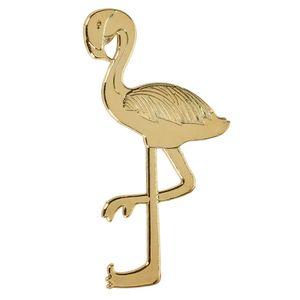 Abridor-de-Garrafa-de-Aco-Inox-Flamingo-Dourado