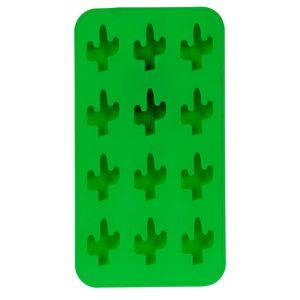 Forma-de-Gelo-Cactos-Verde-20X11CM