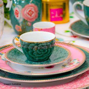 Xicara-para-Cafe-de-Porcelana-Spring-To-Life-Pip-Studio-Verde-80ML