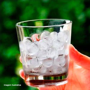 Forma-de-Gelo-de-Silicone-32-Cubos-Bolinha-Vermelha-20X11CM