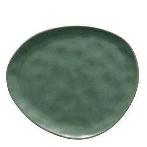 Prato-Raso-de-Ceramica-Runas-Verde-28CM