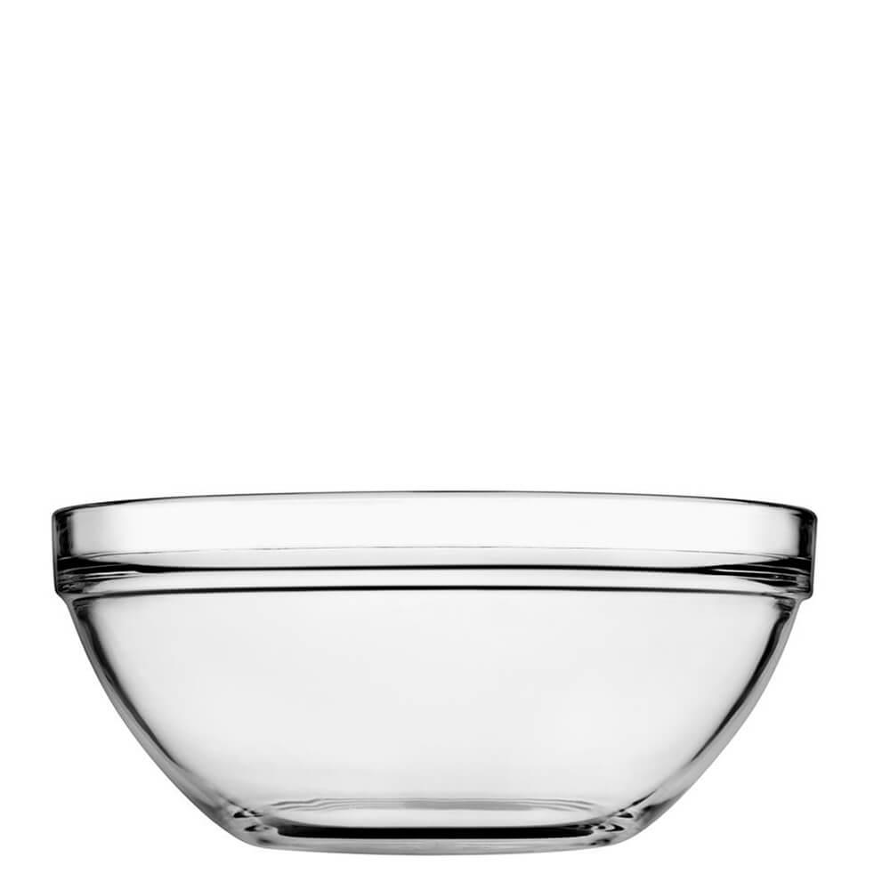 Saladeira de Vidro Chefs 23X10CM