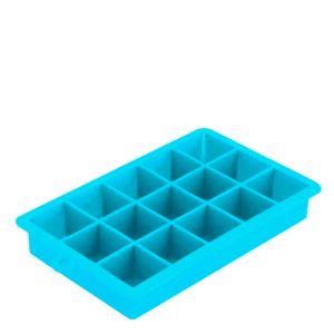 Forma-de-Gelo-de-Silicone-15-Cubos-Azul-18X115X3CM