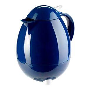 Garrafa-Termica-Columbus-Leifheit-Azul-1L